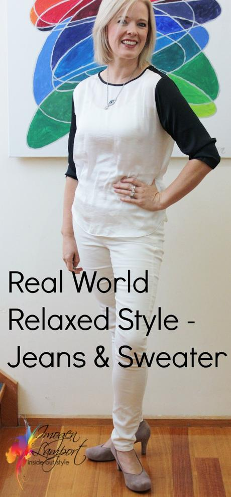 real world relaxed casual style