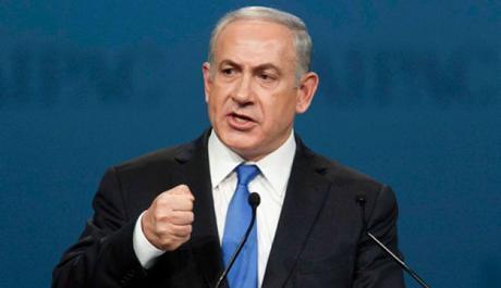 The Gross Hypocrisy of Benjamin Netanyahu
