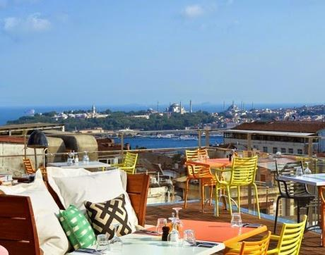 Travel Guide: Istanbul, Turkey by Neighborhood