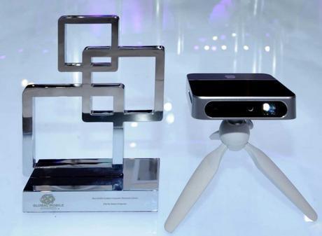 ZTE's smart projector
