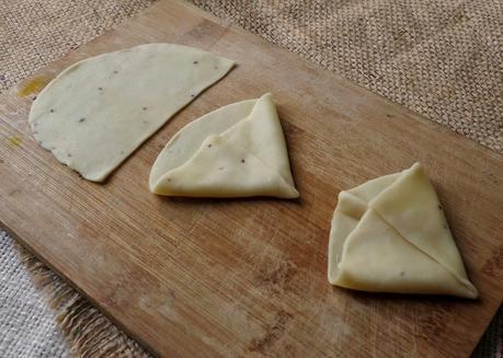 Punjabi Samosa Recipe ,How To Make Samosa
