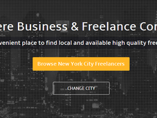Mark Fromson Founder LocalSolo: Where Business Freelance Connect