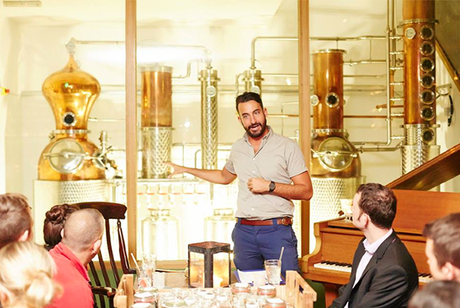 Gin Tours in London by Shake Rattle and Stir
