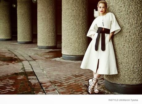 Cover Rita Ora for InStyle UK