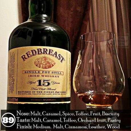 Redbreast 15 Review