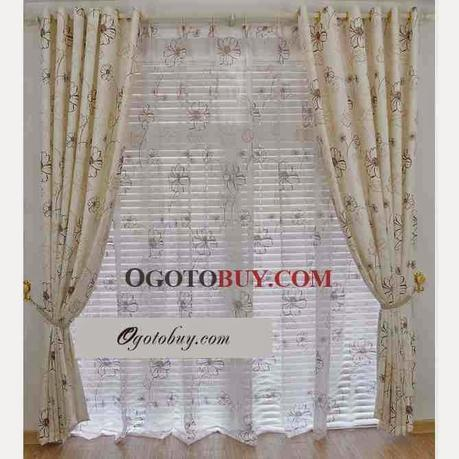 Inspiration: Fab Curtains for Your Glam Room