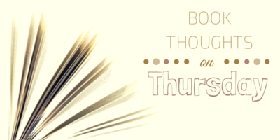 BOOK THOUGHTS ON THURSDAY | WORLD BOOK DAY