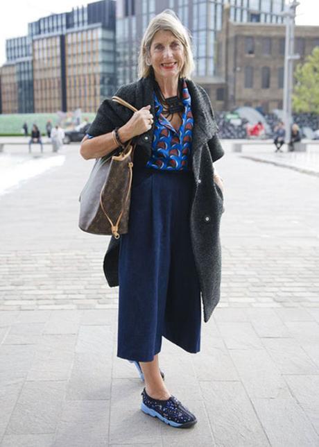 Street Style Culottes Gauchos Palazzo Pants