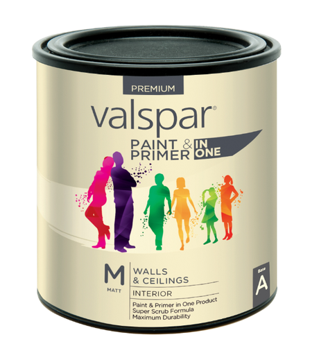 Win a £105 worth of Valspar Paint
