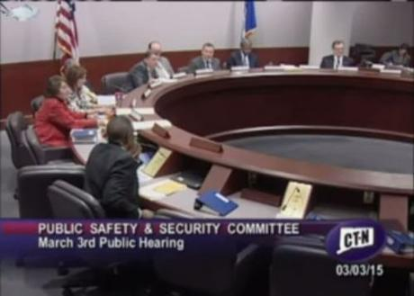 Connecticut Public Safety & Security Committee