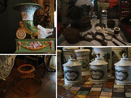 Antiques at Houmas HouseAntiques at Houmas House