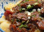 Orleans Grillades Grits, Another Creole Classic!