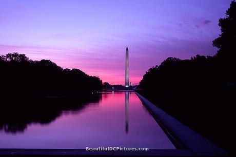 DC Sunrise © 2004 William Lawrence