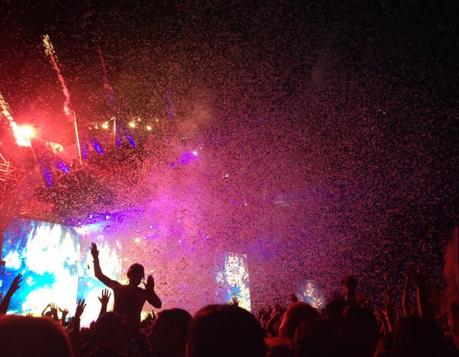 Avicii Future Music Festival