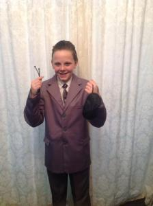 11-year-old sent home from school for Christian Grey costume