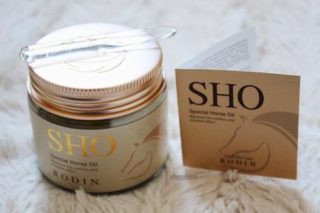 Coreana SHO Special Horse Oil Review