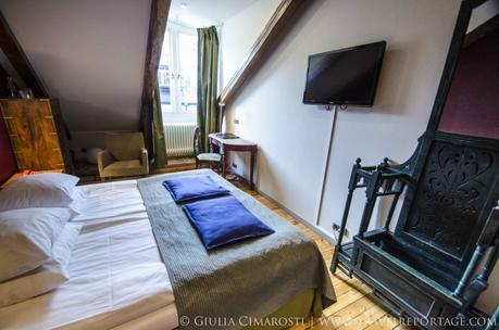 A double room at Hellsten