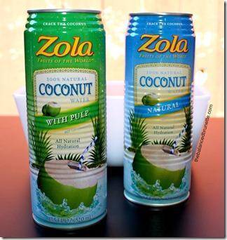 Zola Coconut Water Healthy