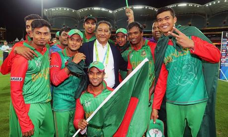 Bangladesh reach Quarters as the curtain closes on England in WC 2015