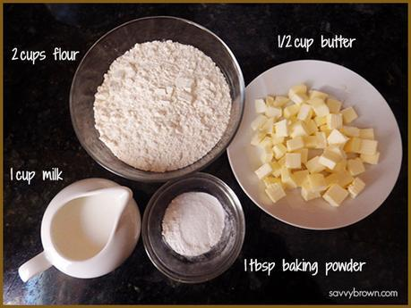 easy drop biscuits, savvy brown, recipe
