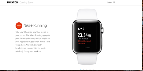 The era of wearables is here as Apple introduces its smartwatch