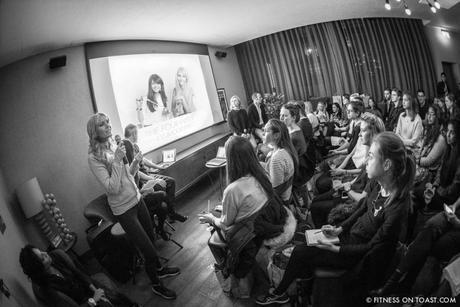 Fitness On Toast Faya Blog Girl healthy Talk Unsigned ID Cointreau Hoxton Hotel Blogger Series Speech London 2015 Future of Fitness Technogym Lululemon Misfit Michelle Storfer Guide-12