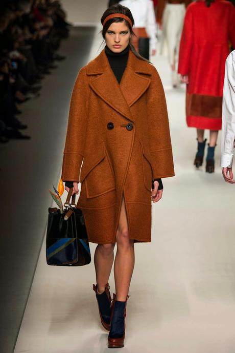 Fruit Fashion Files: Milan Fashion Week Fall/Winter 2015