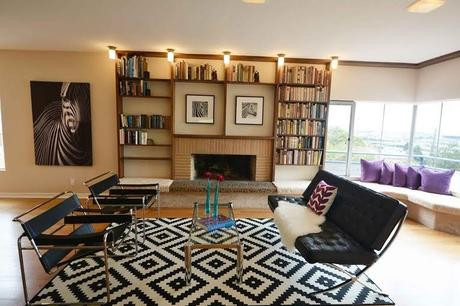 6 Fabulous Mid-Century Modern Living Rooms