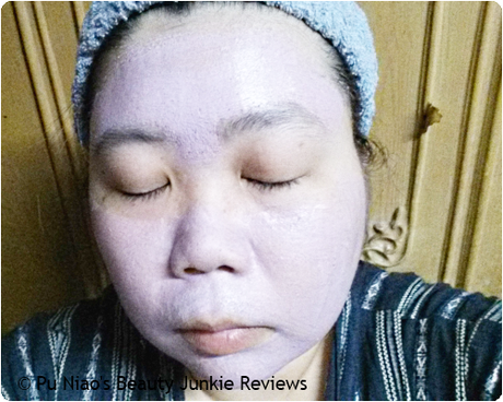 Clay Mask Scars Here's How The Clay Mask Looks