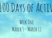 Days Active, Week {March March