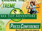 TREE ADVENTURE BAGUIO: Experience Extreme Press Conference Tour
