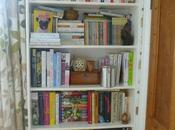 Tidy Bookcase ..... There's Hole