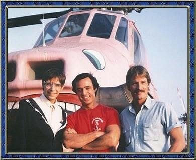 who's your favorite 80's tv helicopter pilot?