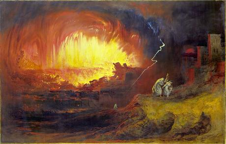 The destruction of Sodom and Gomorrah really happened