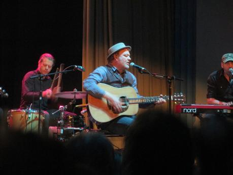 REVIEW: 'A Curious Life' film screening and Levellers acoustic set - 07/03/2015, The Forum, Bath