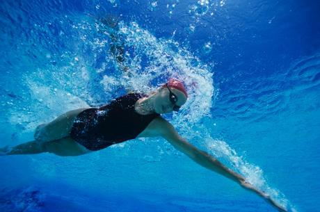 swimming exercise to reduce weight
