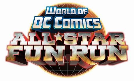 World Of DC Comics All Star Run 2015