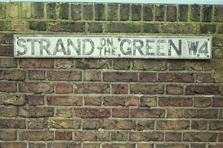In & Around #London… A Few Green Bits for St Patrick's Day Tomorrow