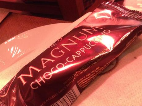 Magnum Ice Cream Launch- Choco Cappuccino With The Masters Of The Flavours..