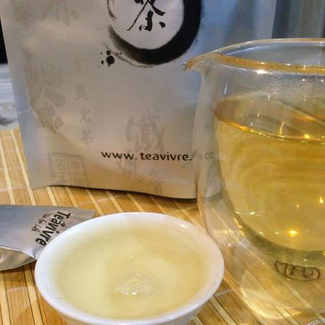 Tea samples from Teavivre
