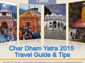 Char Dham Yatra 2015 Travel Guide Tips