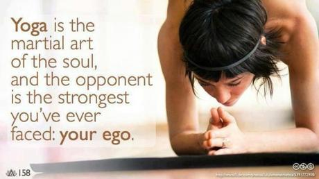 Releasing the Ego a Yoga Story