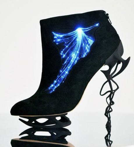 Top 10 Strange and Unusual High Heel Shoes