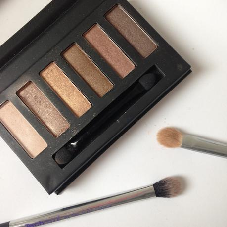 Review - Collection Eyes Uncovered Nude Bronze Palette.