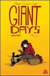 Giant Days #1 Cover A