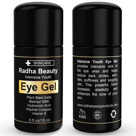 Radha Beauty Intensive Youth Eye Gel Review