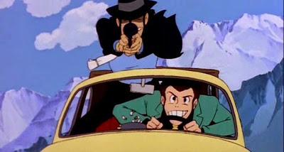 Your Face Picks Movies (Nick): The Castle of Cagliostro