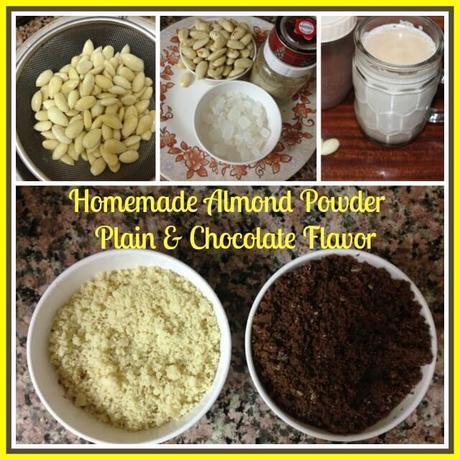 homemade almond powder20