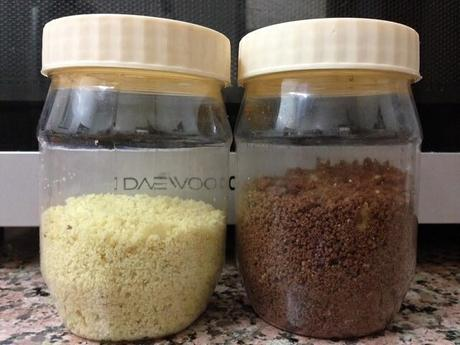 homemade almond powder16