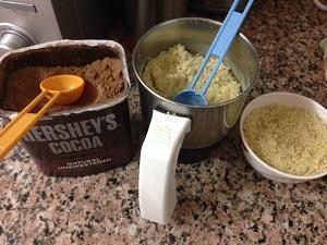 homemade almond powder12